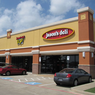 WindStar Completes Lease with Jason's Deli